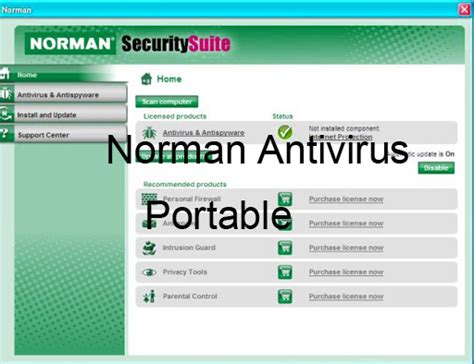 portable antivirus full version free download norman internet security portable patch serial number free