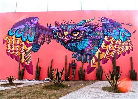 farid ruedas  murals  mexico  vandallist