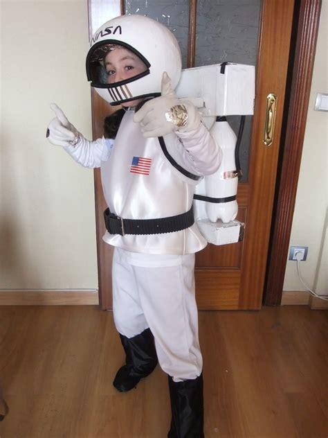 traje de astronauta el taller de sarivan disfraz de astronauta casero