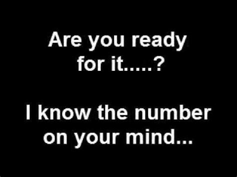 Magic And Mind magic trick i the number on your mind guaranteed