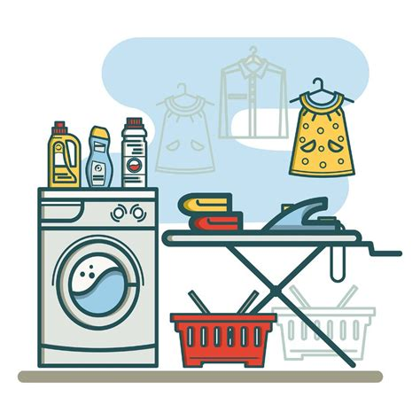 laundry room linear icons future projects