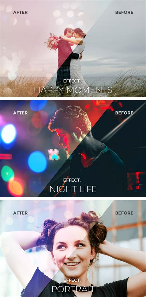 photo effects themes light bokeh photo free effects age themes