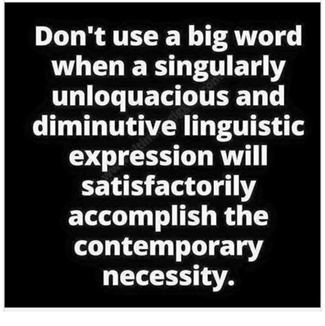 Big Words Meme - 25 best memes about big words big words memes