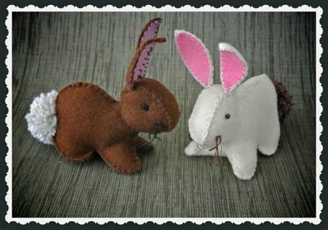 pin easter bunny free patterns and bunny motifs on pinterest felt easter bunny template free pattern patterns