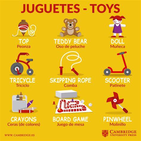 imagenes juguetes en ingles juguetes en ingl 233 s blog cambridge