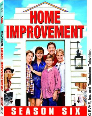 home improvement season 6 by tim allen jonathan