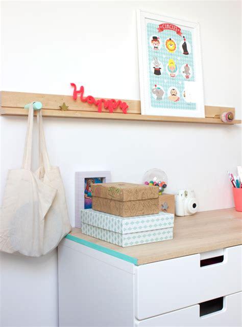deco bureau enfant niedrogie biurko pomysły i inspiracje hohonie blogują