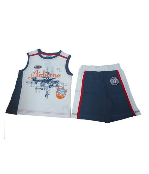 Rs Bone Tshirt jus cubs air bone printed sleeveless t shirt shorts sets