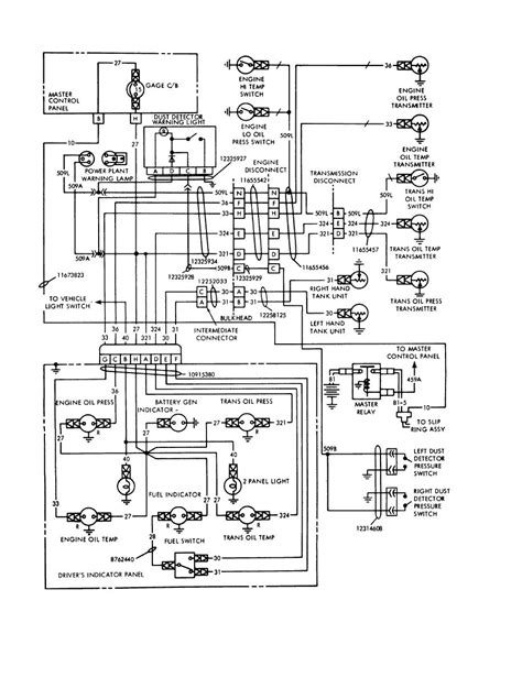 power plant circuit diagram figure 6 1 power plant warning and indicator transmitter