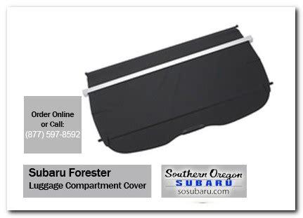 Subaru Forester Luggage Compartment Cover by Medford Subaru Forester Accessories Subaru Auto Parts