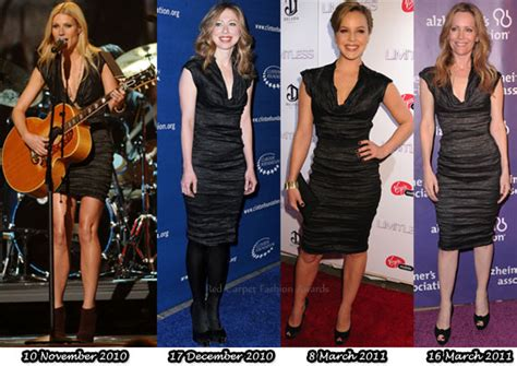 leslie mann trump who wore lanvin better gwyneth paltrow chelsea clinton