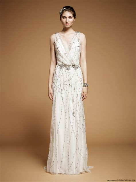 Fall Style Wedding Dresses by Packham Fall 2012 Vintage Bridal Gowns