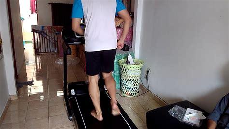Alat Fitnes Olahraga Treadmill Elektrik Tl 188 new model treadmill elektrik total fitnes tl 8080 model terbaru total fitnes