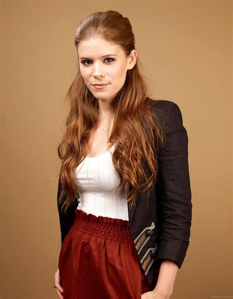 Kate Mara Beautiful Hairstyle