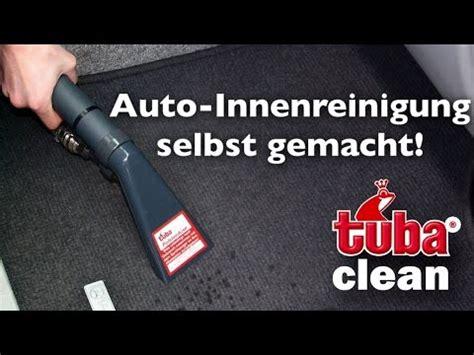 auto sauber machen innen auto reinigen teppich reinigen polster reinigen