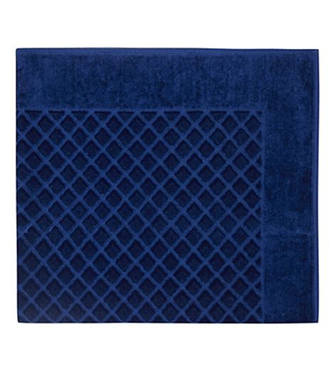 Yves Delorme Bath Mat Yves Delorme 201 Toile Quilted Cotton Bath Mat Selfridges