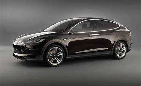 The Car Tesla Sport Car Garage Tesla Model X 2014