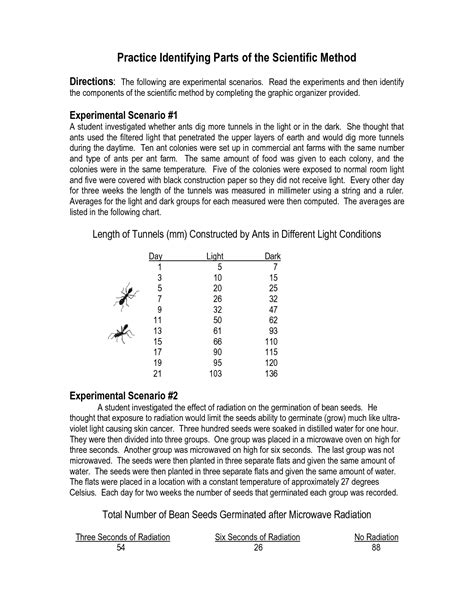 Controls And Variables Worksheet Answers by 28 Simpsons Scientific Method Worksheet Bart Controls And Variables With Answers