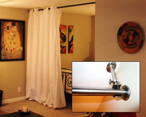 how to make curtain room dividers divider astounding curtain room dividers ikea ikea room