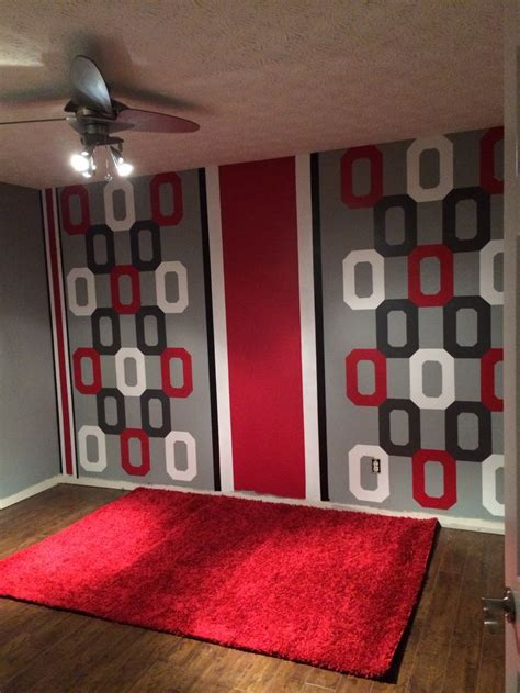 Ohio State Bedroom Paint Ideas by 17 Best Images About Ohio State Buckeyes On