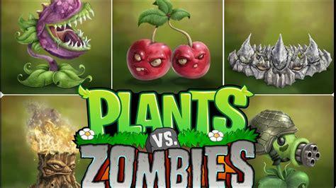 plants vs zombie en fomix plantas en la vida real trabajo de arte plantas contra