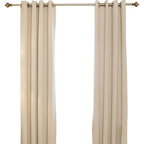 blackout curtain panels with grommets blackout curtain grommet top thermal curtain panel