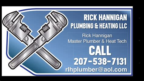 Littleton Plumbing And Heating by Rick Hannigan Plumbing Heating Llc In Littleton Me
