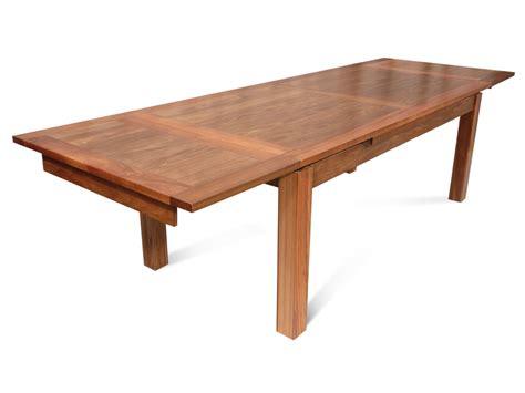 tasmanian blackwood 2000 3000 extension dining table tas