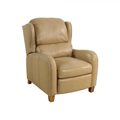reclining c chair hexham leather reclining wing chair