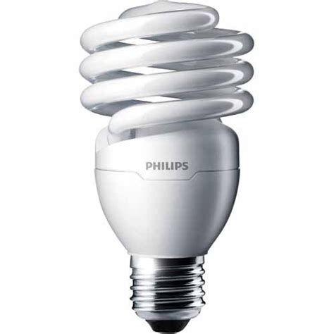 Lu Philips Spiral 24 Watt philips light bulb cool daylight energy saving mitre 10