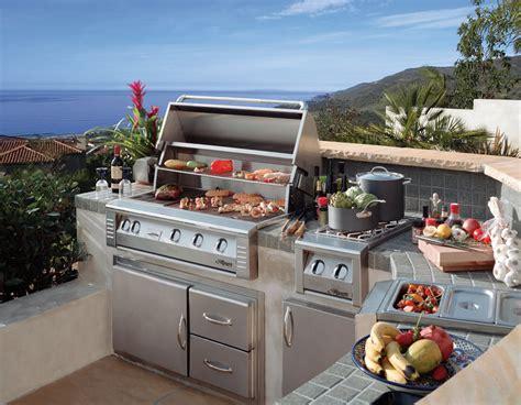 Custom Backyard Grills by Custom Alfresco Barbecue Island And Grilling