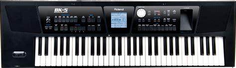 roland bk  backing keyboard