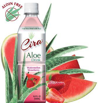 Sw Watermelon Gf cira aloe products