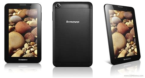 Lenovo A1000 Plus lenovo unveils the a1000 a3000 and s6000 entry level android tablets