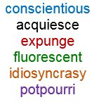 challenging vocabulary words 9th grade spelling words and resources