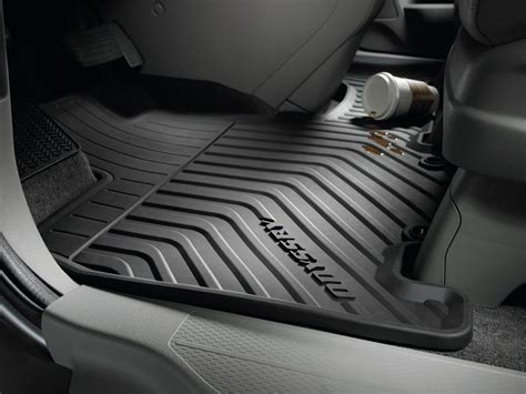 2011 2017 honda odyssey all season floor mats 08p13 tk8 110a