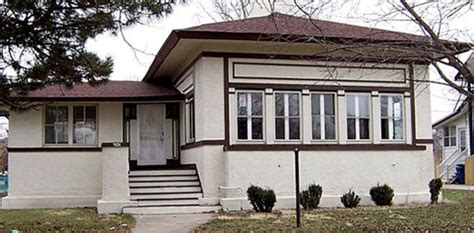 Midwest House Styles by The Bungalow A Short History Arts Amp Crafts Homes And