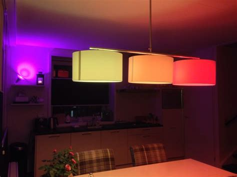 philips hue  livingcolors color  kitchen home