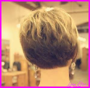 back view of haircuts back view of short hairstyles stacked hairstyles