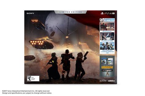 Kaset Ps4 Destiny 2 sony limited edition destiny 2 glacier white ps4 pro bundle the escapist