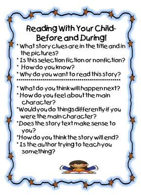 Parent Letter Reading Strategies 411 best images about parent communication on