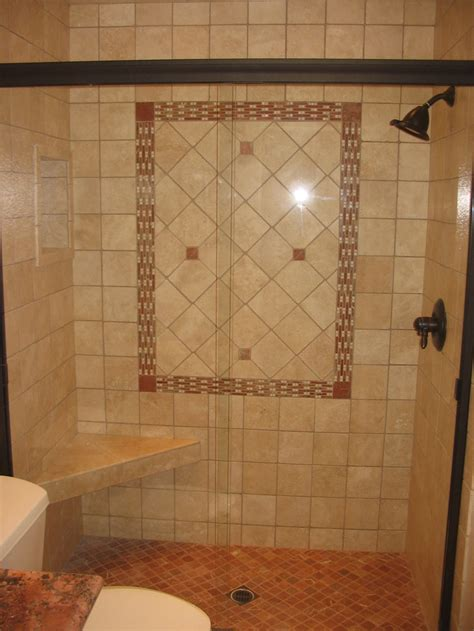 custom shower stalls with seat 1000 images about shower stall with seat on
