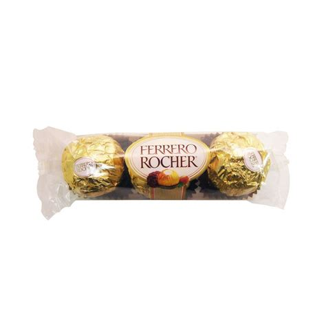 Ferrero Rocher By Jadoel Snack snacks candies ferrero rocher 3 bayanistore