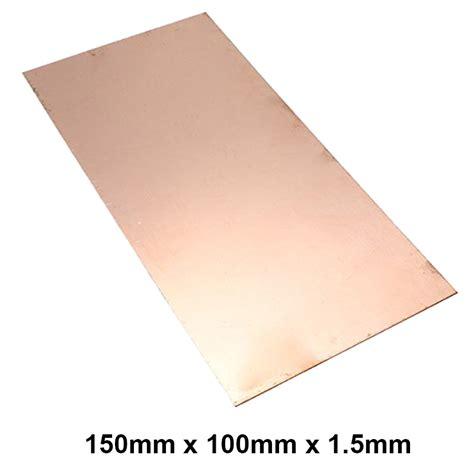 Thermal Pad Copper 20x20x05mm premium t2 99 9 150x100x1 5mm copper shim sheet heatsink thermal pad for laptop gpu cpu vga