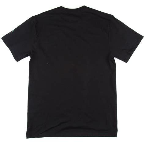 Back Print Sleeve T Shirt dc mcmxcv sleeve t shirt black