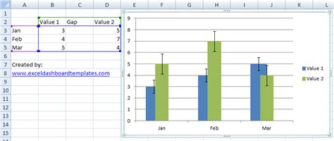 excel bar chart template bar graphs templates search results calendar 2015