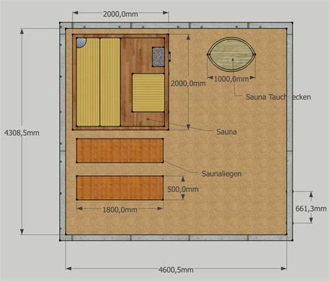 Sauna Selber Bauen Kosten 405 by Sauna Selber Bauen Poolpowershop