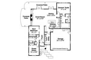 prairie style house plans juniper 30 964 associated