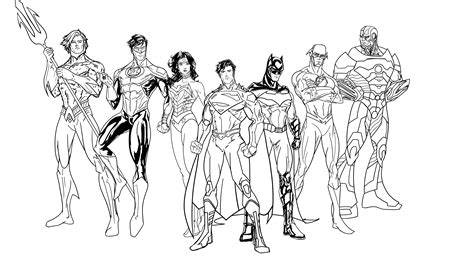 coloring page of a superhero superhero coloring pages www bloomscenter com