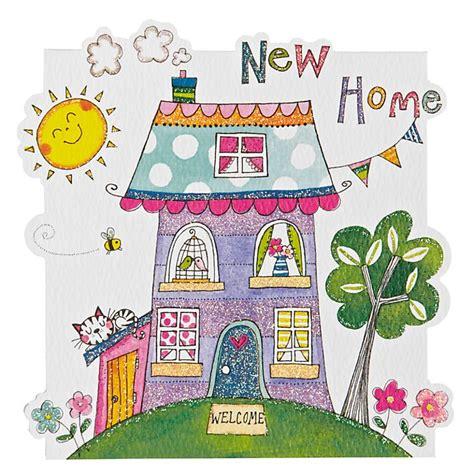 rachel ellen cloud cuckoo land  home card  home